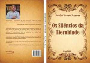 Capa do novo livro de Tarso Barros prefaciado por Afonso Romão de Santanna
