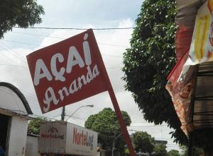 Depois de alguns dias sumida, a bandeira vermelha do açai voltou a sinalizar a venda do produto em Macapá consumidormac