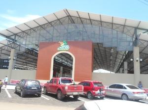 Moderno prédio do Mercadão do Peixe inaugurado na manhã de hoje