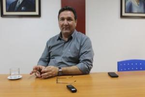 Vereador Lucas Barreto (PTB), autor da moção e repúdio a PEC 37
