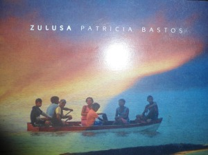 Capa do novo CD de Patricia Bastos